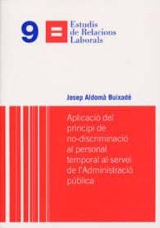 Mrnice.mx Aplicació Del Principi De No-discriminació Al Personal Temporal A L Servei De L Administració Pública Image