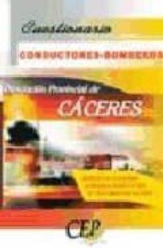 Bressoamisuradi.it Conductores-bomberos De La Diputacion Provincial De Caceres: Cues Tionario Image