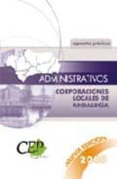 Chapultepecuno.mx Supuestos Practicos Oposiciones Administrativos Corporaciones Loc Ales De Andalucia Image