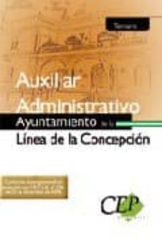 Relaismarechiaro.it Auxiliar Administrativo Del Ayuntamiento De La Linea De La Concep Cion. Temario Image