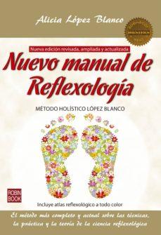 nuevo manual de reflexología (ebook)-alicia lopez blanco-9788499174174