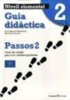 Vinisenzatrucco.it Passos 2 Guia Didactica Nivell Elemental 2 (Nova Edicio) Image