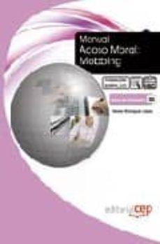 Bressoamisuradi.it Manual Acoso Moral: Mobbing.formacion Para El Empleo Image