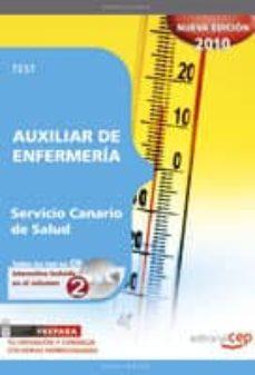Permacultivo.es Auxiliar De Enfermeria Servicio Canario De Salud. Test Image