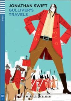 young adult eli readers - english: gulliver s travels + cd [import] [paperback]-9788853607874