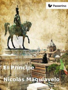 el príncipe (ebook)-nicolas maquiavelo-9788899617974