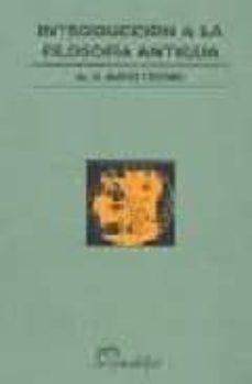 Inmaswan.es Introduccion A La Filosofia Antigua Image