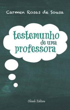 testemunho de uma professora (ebook)-9789895137374