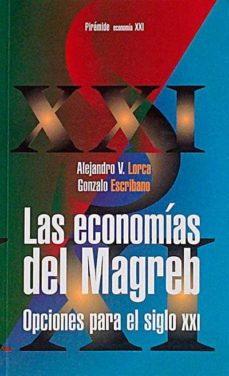 Mrnice.mx Las Economías Del Magreb. Opiniones Para El Siglo Xxi Image