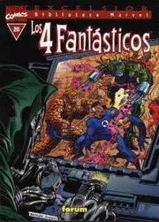 Geekmag.es Los 4 Fantasticos Nº 20 (Biblioteca Marvel V.i) Image