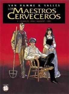 Costosdelaimpunidad.mx Los Maestros Cerveceros Nº 1 (De 4): Charles Image