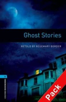 ghost stories (incluye cd) (obl 5: oxford bookworms library)-9780194793384