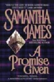a promise given-samantha james-9780380786084