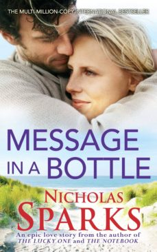 message in a bottle-nicholas sparks-9780751551884