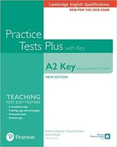 Descargar archivo  gratis ebook CAMBRIDGE ENGLISH QUALIFICATIONS: A2 KEY (ALSO SUITABLE FOR SCHOOLS) PRACTICE TESTS PLUS STUDENT