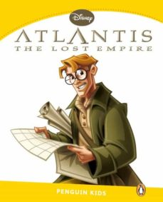 Descarga gratuita de revistas de libros electrónicos PENGUIN KIDS 6 ATLANTIS: LOST EMPIRE READER