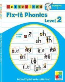 Ebooks para ipad FIX-IT PHONICS: LEARN ENGLISH WITH LETTERLAND: LEVEL 2 WORKBOOK 1