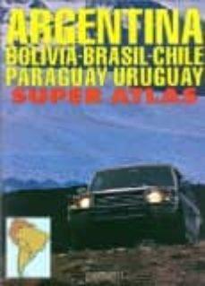 Inmaswan.es Superatlas Argentina, Bolivia, Brasil, Chile, Uruguay, Paraguay Image