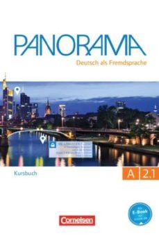 Descargas gratis de libros reales PANORAMA A2.1 LIBRO DE CURSO