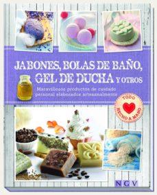 Descargar libros electrónicos en el Reino Unido JABONES, BOLAS DE BAÑO, GEL DE DUCHA Y OTROS de  9783625005384