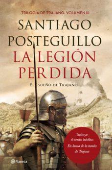 la legión perdida (ebook)-santiago posteguillo-9788408151784