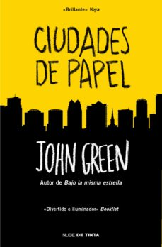 ciudades de papel-john green-9788415594284