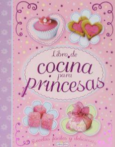 Mrnice.mx Libro De Cocina Para Princesas Image