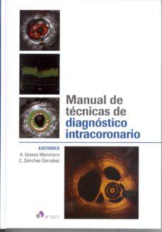 Libro real descarga gratuita pdf MANUAL DE TECNICAS DE DIAGNOSTICO INTRACORONARIO 9788415950684
