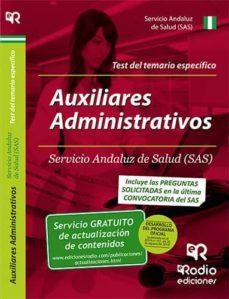 Ironbikepuglia.it Auxiliares Administrativos Del Sas. Test Especifico Image