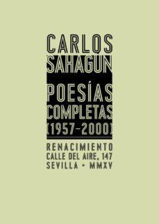 Descarga gratuita de libros electrónicos en pdfs. POESIAS COMPLETAS (1957-2000) MOBI FB2 ePub in Spanish