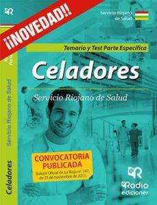 Permacultivo.es Celadores Del Servicio Riojano De Salud. Parte Especifica. Temario Y Test Image