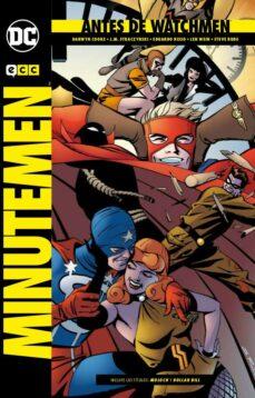 Costosdelaimpunidad.mx Antes De Watchmen: Minutemen Image