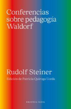 conferencias sobre pedagogia waldorf-rudolf steiner-9788417408084