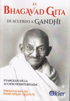 Viamistica.es El Bhagavad Guita De Acuerdo A Gandhi Image