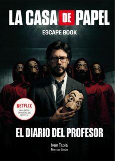 Bressoamisuradi.it La Casa De Papel. Escape Book Image