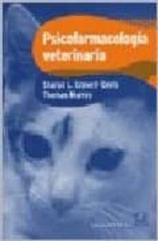 Descargar libro de amazon a ipad PSICOFARMACOLOGIA VETERINARIA (Spanish Edition)