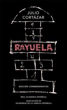 rayuela (ed. conmemorativa de la rae y la asale)-julio cortazar-9788420437484