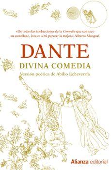 Libro gratis online sin descarga DIVINA COMEDIA 9788420682884