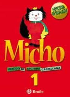 Padella.mx Micho 1 Metodo De Lectura Castellano Edicion 2003 Lectoescritura Image