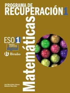 Eldeportedealbacete.es Programa De Recuperacion De Matematicas 1º Eso Image