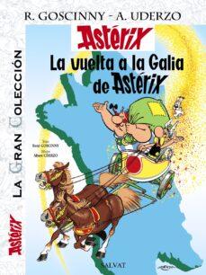 asterix 5: la vuelta a la galia (asterix gran coleccion)-albert uderzo-9788421687284
