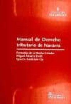 Padella.mx Manual De Derecho Tributario De Navarra Image