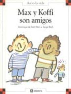 Curiouscongress.es Max Y Koffi Son Amigos Image