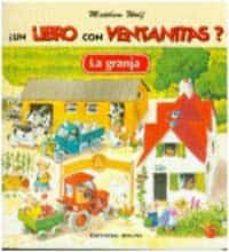¿un libro con ventanitas?: la granja-matthew wolf-9788427281684