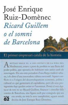 Mrnice.mx Ricard Guillem O El Somni De Barcelona Image