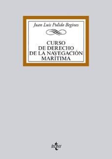 Lofficielhommes.es Curso De Derecho De La Navegacion Maritina Image