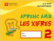 Vinisenzatrucco.it Aprenc Amb Les Xifres Matematiques E. Infantil 4-5 Anys: Quadern 2 Image