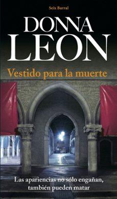 Amazon kindle ebooks gratis VESTIDO PARA LA MUERTE de DONNA LEON in Spanish