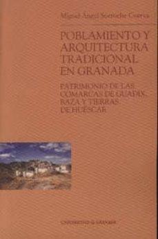 poblamiento y arquitectura tradicional en granada-miguel angel sorroche cuerva-9788433831484