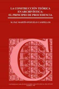 Costosdelaimpunidad.mx La Construccion Teorica En Archivistica: El Principio De Procedec Edencia Image